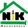 NJK Decorators Logo